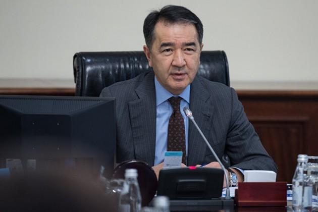 Бакытжан Сагинтаев прибыл вЮжно-Казахстанскую область