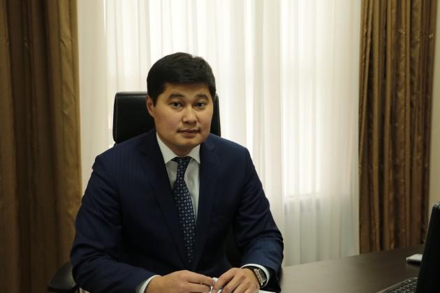 Заместителем главы «ҚазАвтоЖола» стал Бауржан Бишенов