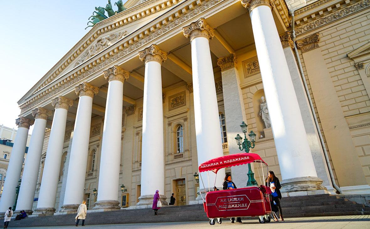 Власти Москвы объявили об окончании реформы уличной торговли