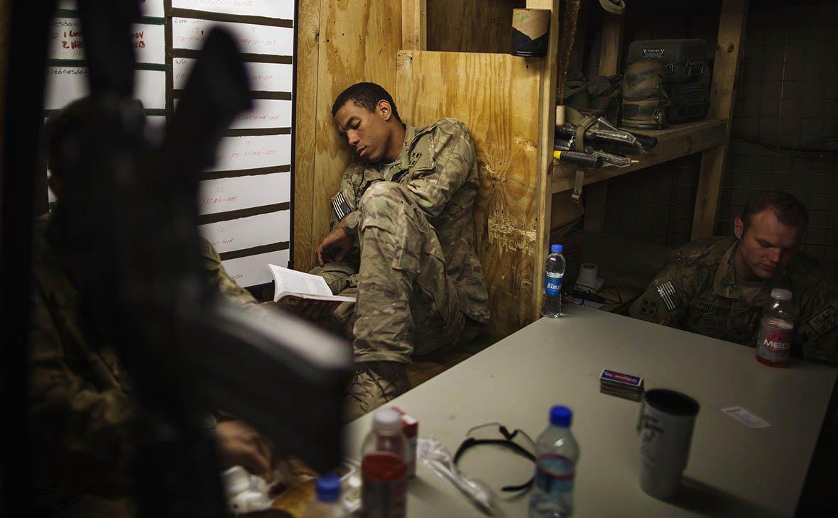 Дипломаты увидели угрозу в учебнике Пентагона по тактике армии России