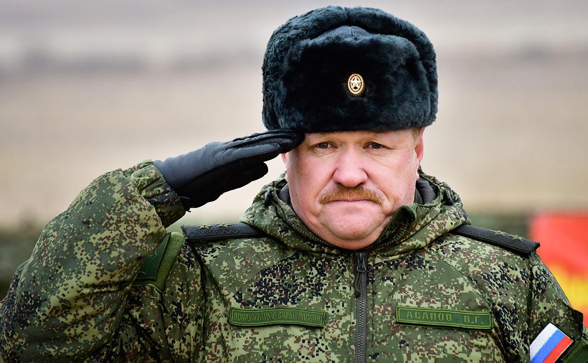 «РИА Новости» назвало причиной гибели российского генерала слив данных ИГ