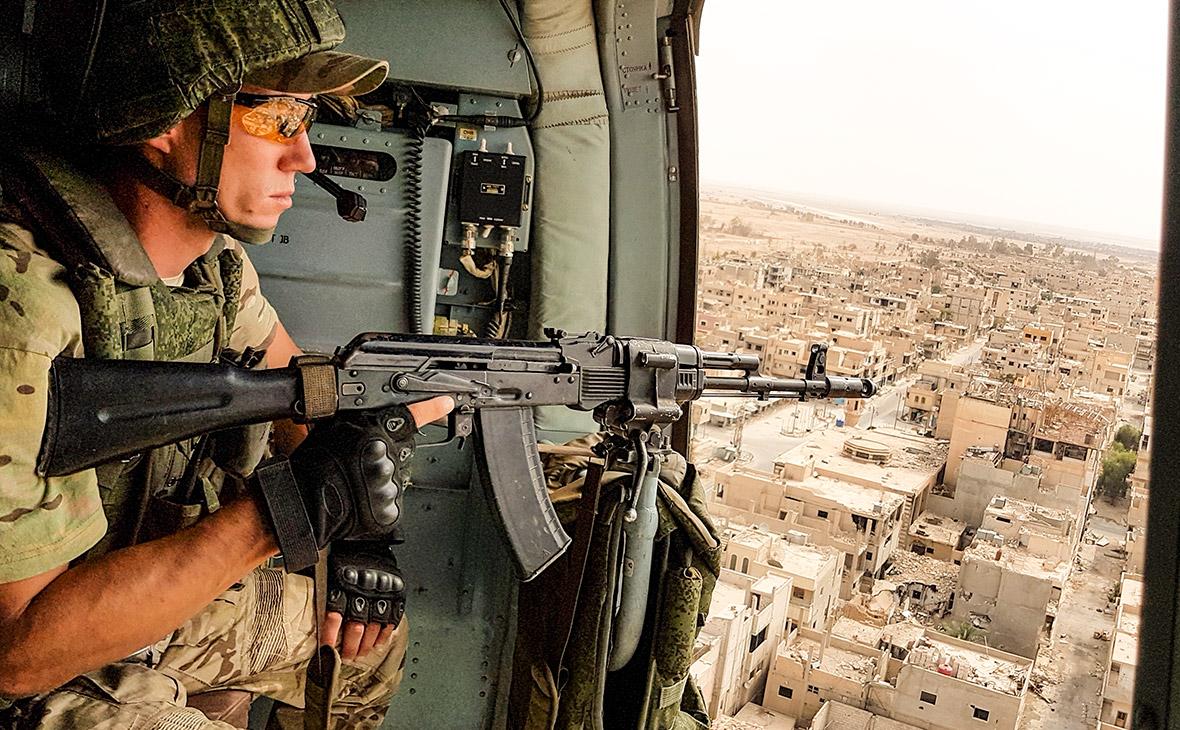 В Сирии уничтожили руководивших атаками на военных из России командиров