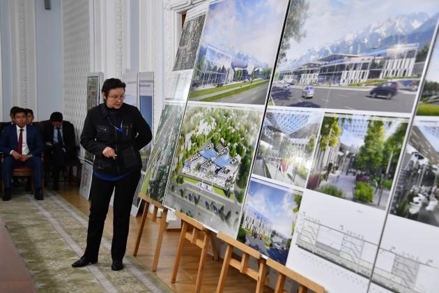 ВАлматы построят новый бизнес-центр