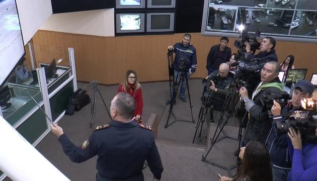 Полиция Алматы модернизировала службу «102»