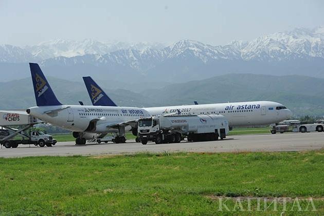 Air Astana: Регулярное авиасообщение вРК под угрозой срыва
