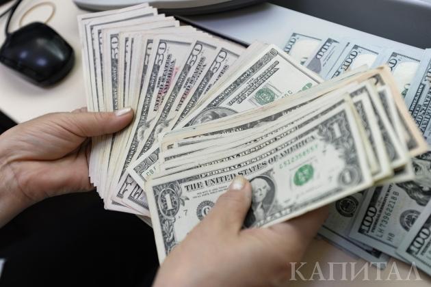 Доллар продолжил двигаться вверх
