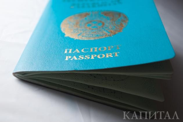 Врейтинге самых сильных паспортов Казахстан на112месте