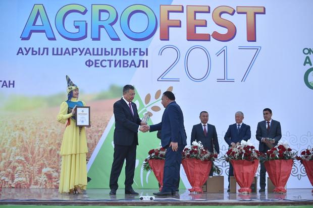 Объем экспорта сельхозпродукции ЮКО достиг 1,4млн
