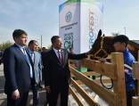 ВЮжном Казахстане собрано 1,3млн тонн бахчевых культур