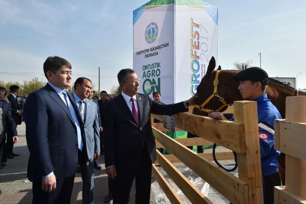 Объем экспорта сельхозпродукции ЮКО достиг $211,4млн