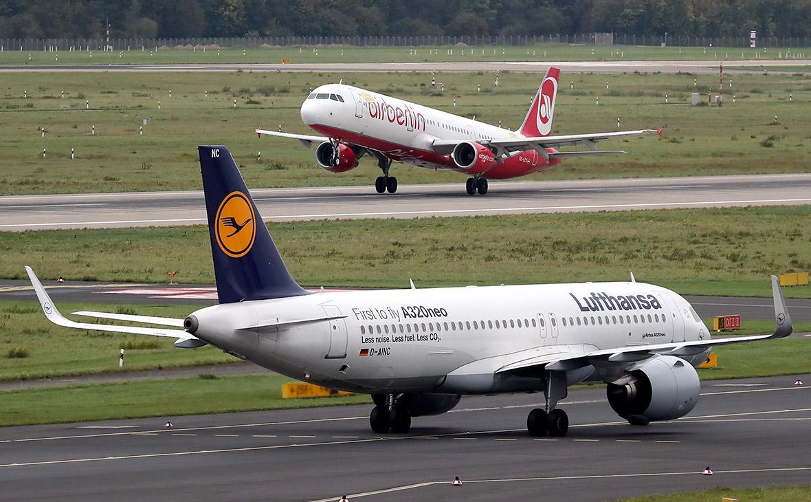 Lufthansa выкупила часть активов Air Berlin за €210 млн