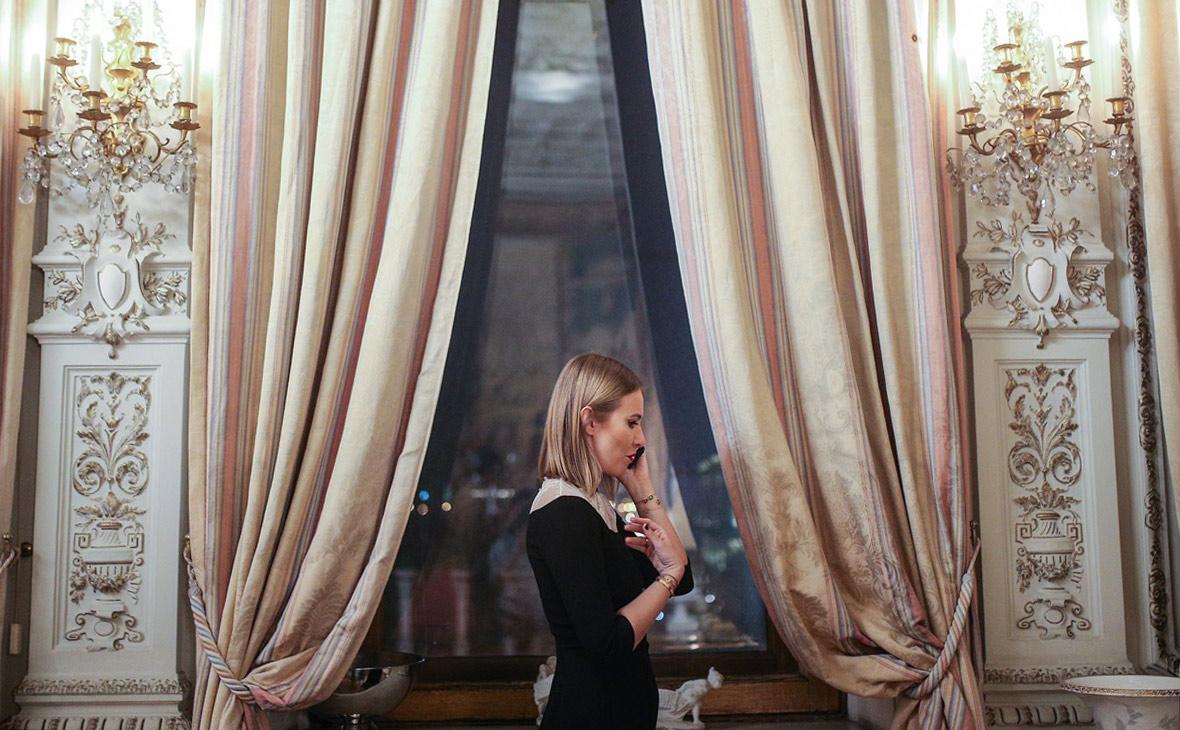 «С рождения — часть кремлевской элиты»: западные СМИ о выдвижении Собчак