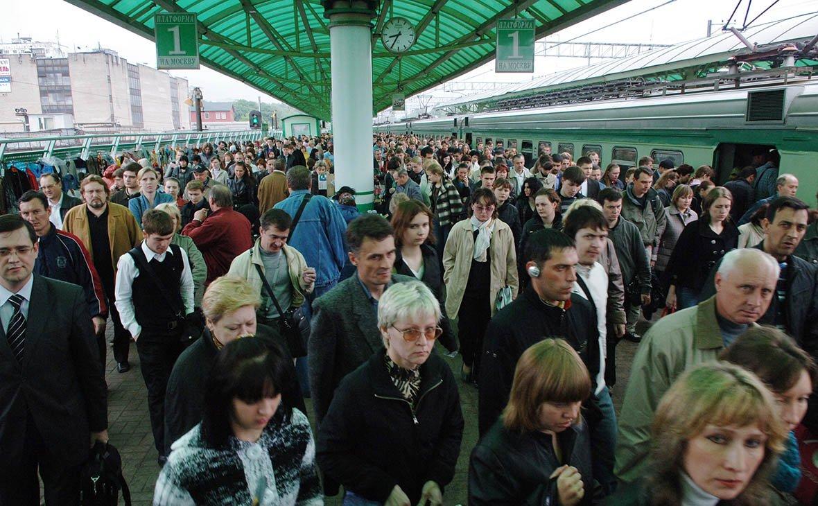 Электрички не будут останавливаться на станции Выхино неделю