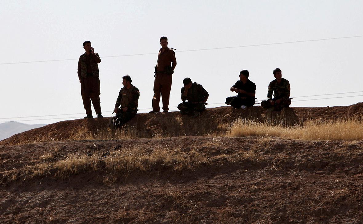 Коалиция США сообщила о перемирии между Багдадом и иракскими курдами