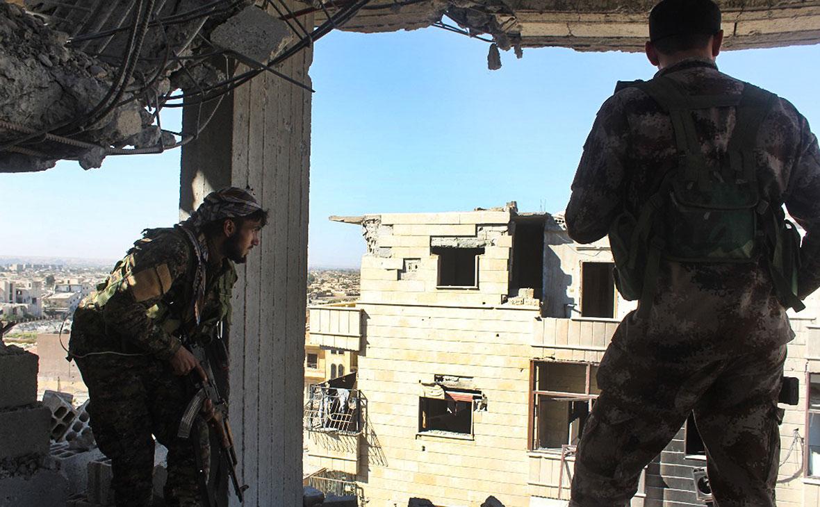 Коалиция назвала новую цель для наступления в Сирии