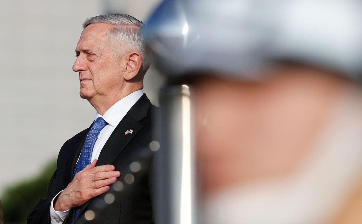 Глава Минобороны США предупредил КНДР о массированном ответном ударе