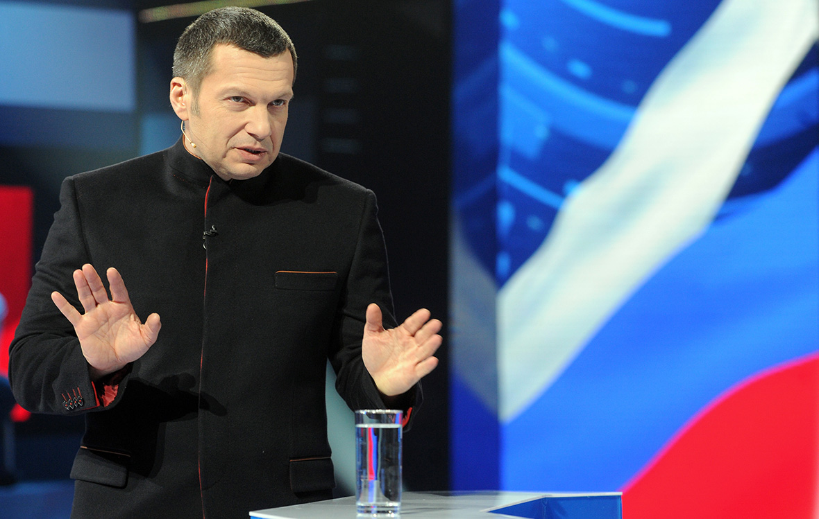 Соловьев обвинил Венедиктова и «Эхо Москвы» в «травле» журналистов ВГТРК