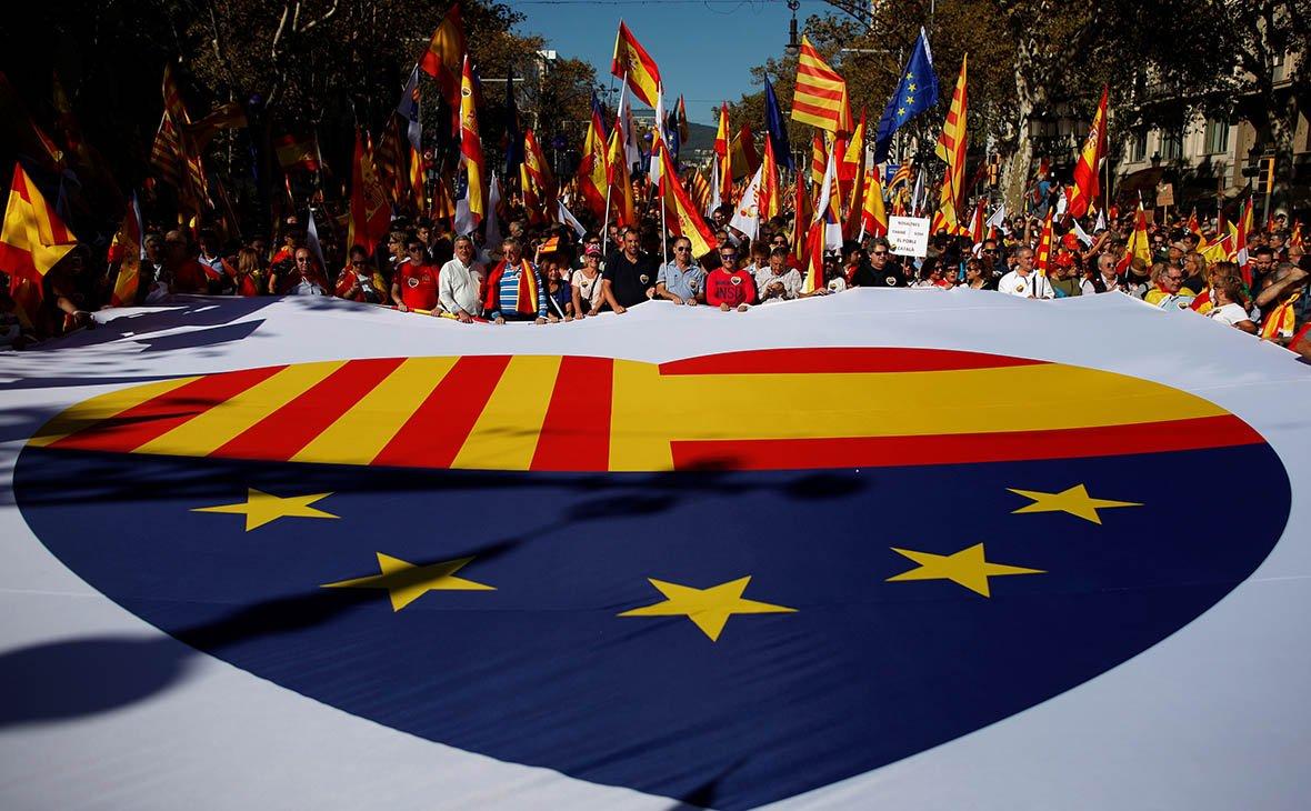 Побег от независимости: как Каталония отказалась сопротивляться Мадриду