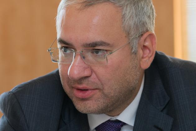 Виталий Несис: Яделаю ставку навнешние инвестиции