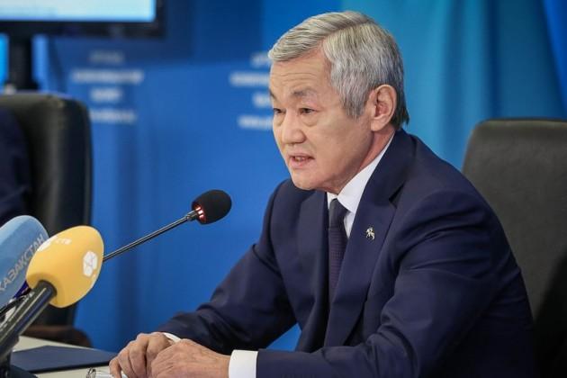 Бердыбек Сапарбаев: Нурлы жер обеспечила полную загруженность стройотрасли