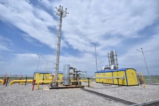 ВЮКО в2021году природным газом будут обеспечены 95,5% населения