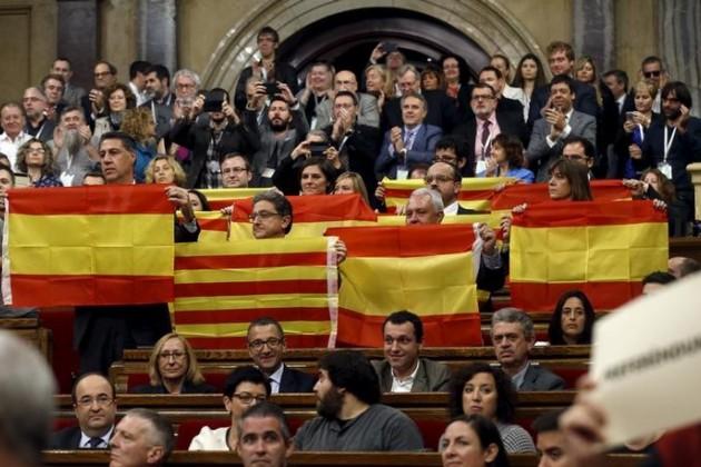 Власти Каталонии признали роспуск своего парламента