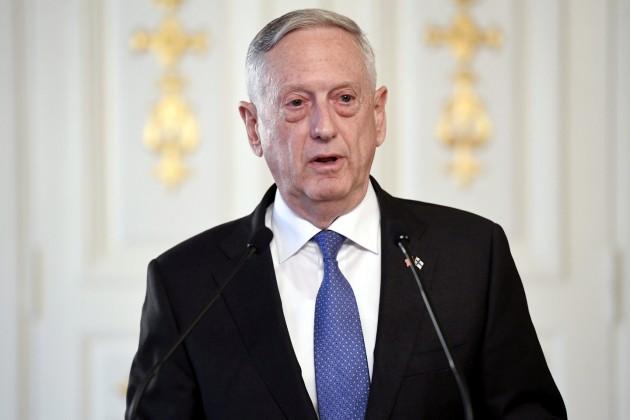 Глава Пентагона назвал условия начала переговоров США сКНДР