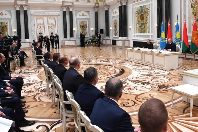 РКиБеларусь расширят транзитно-транспортное взаимодействие