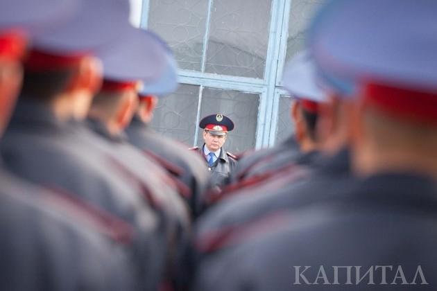 ВАлматы арестованы три человека поподозрению впропаганде терроризма