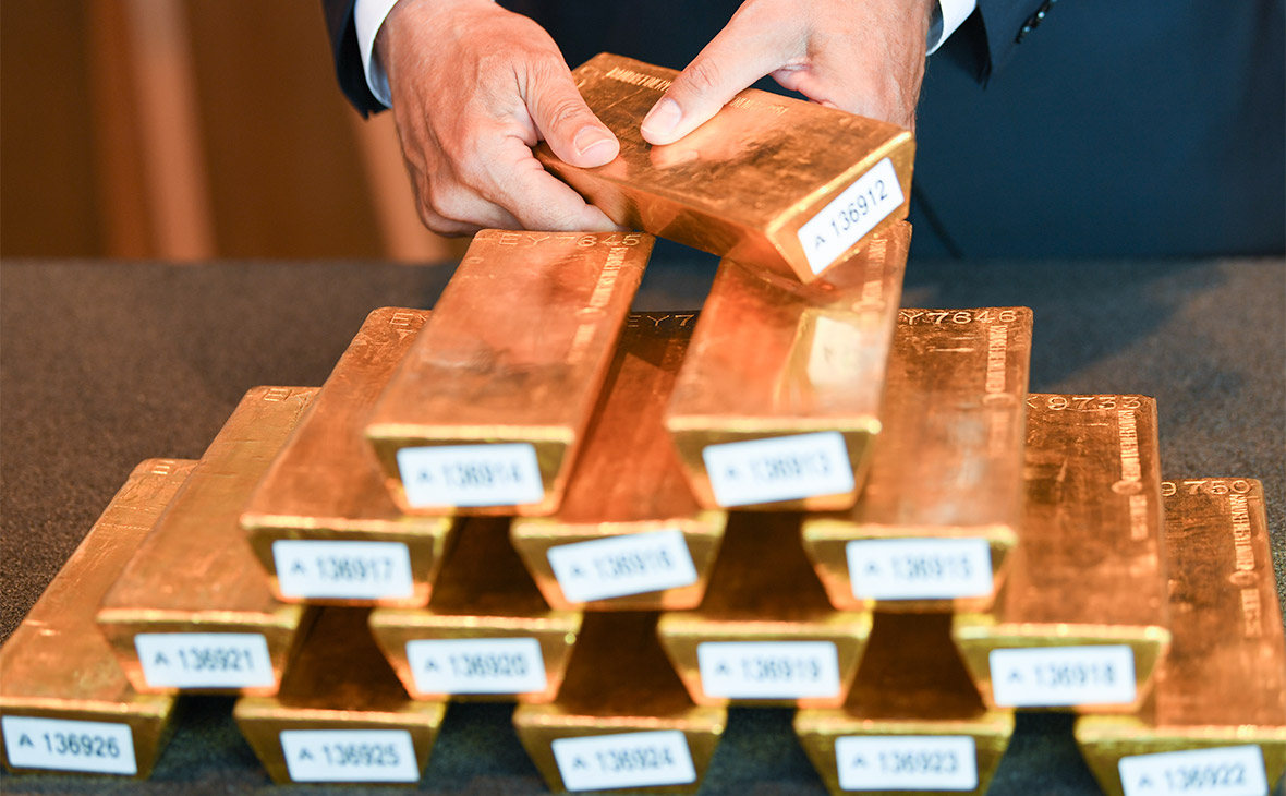 В Минске назвали источники увеличения на 50% золотовалютных резервов