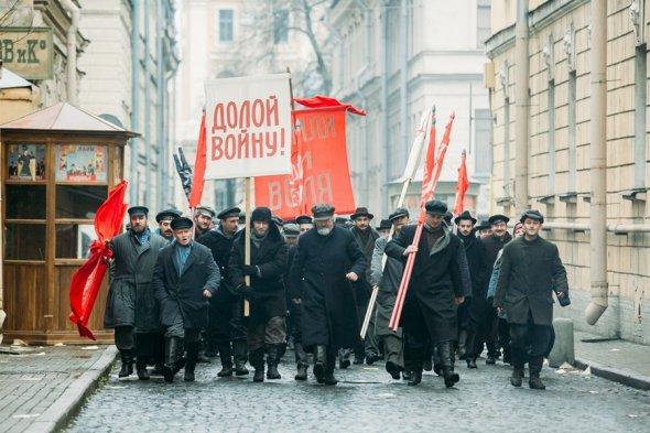 «Троцкий», Киселев и масоны: как Россия отметила столетие Октября