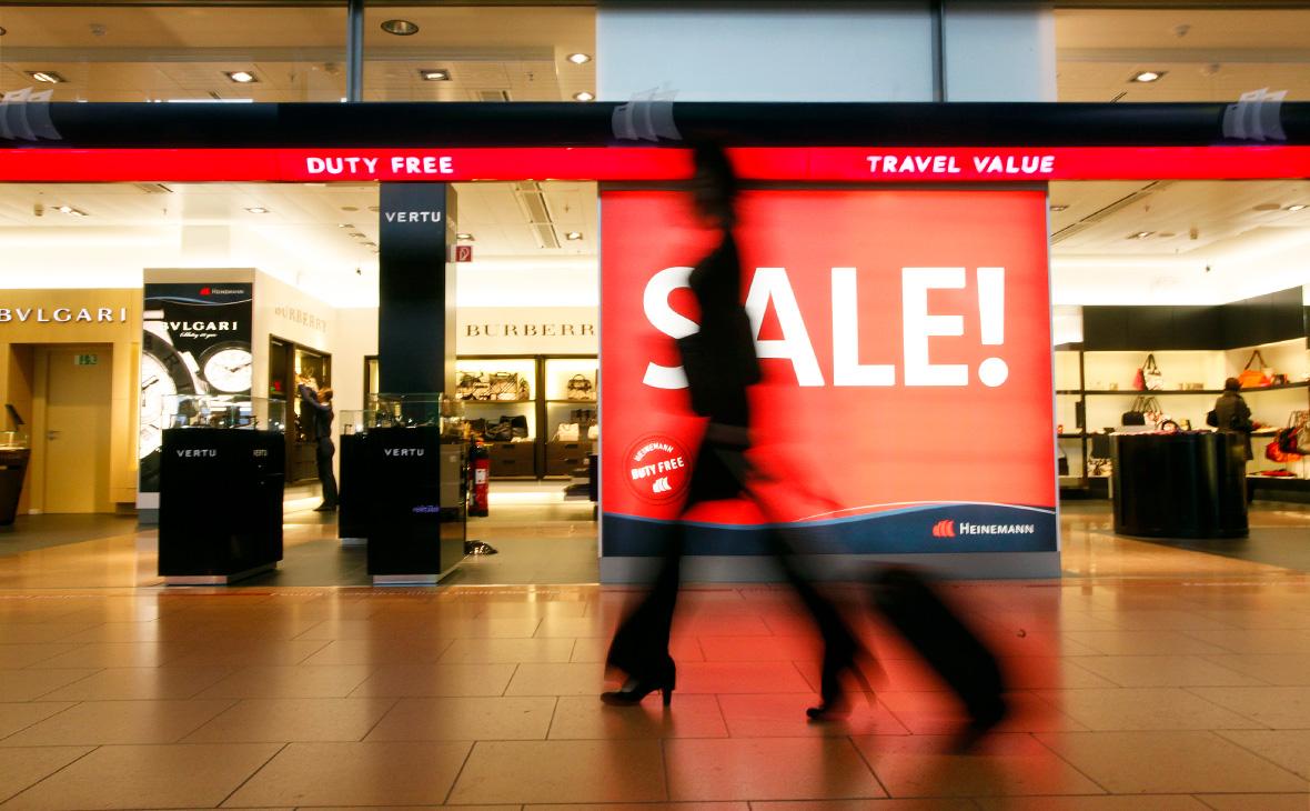 «Победа» будет измерять покупки из duty free в специальном калибраторе