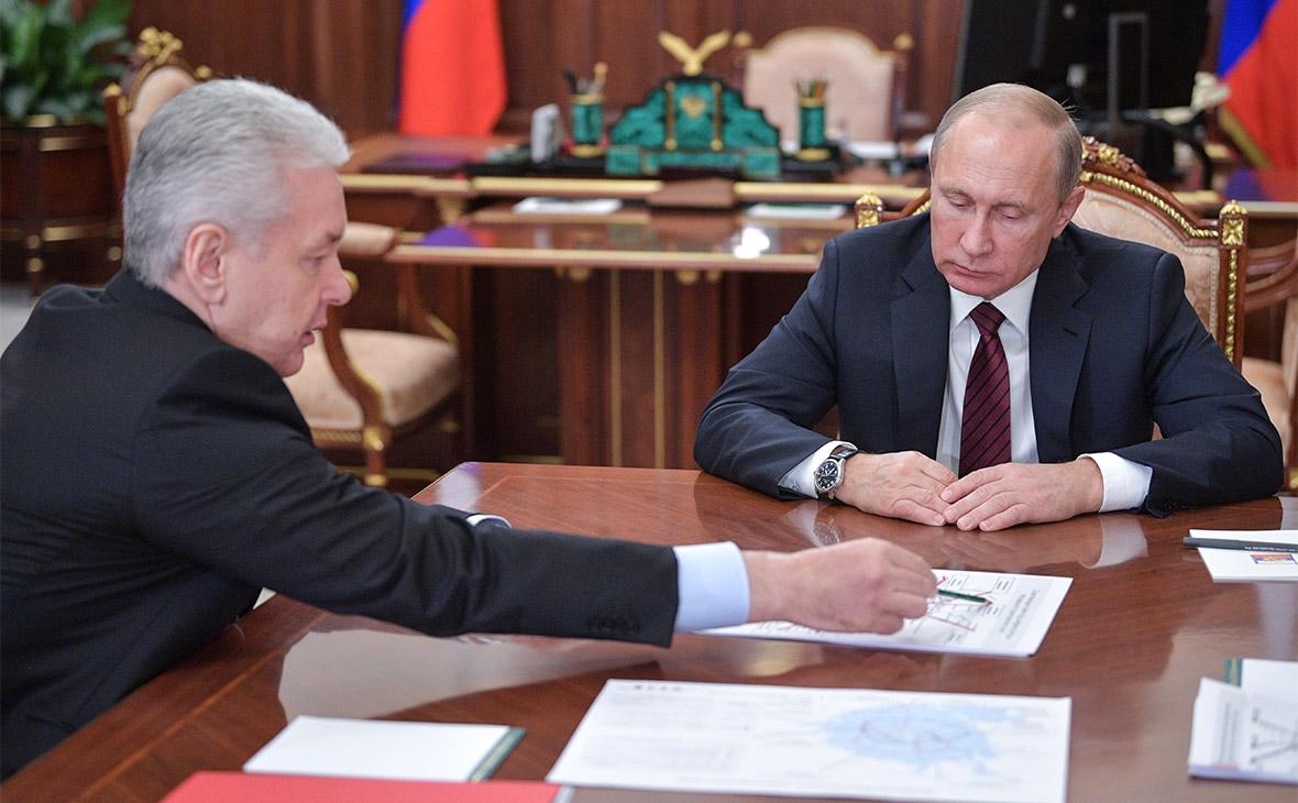 Собянин назвал стоимость строительства «наземного метро» в Москве
