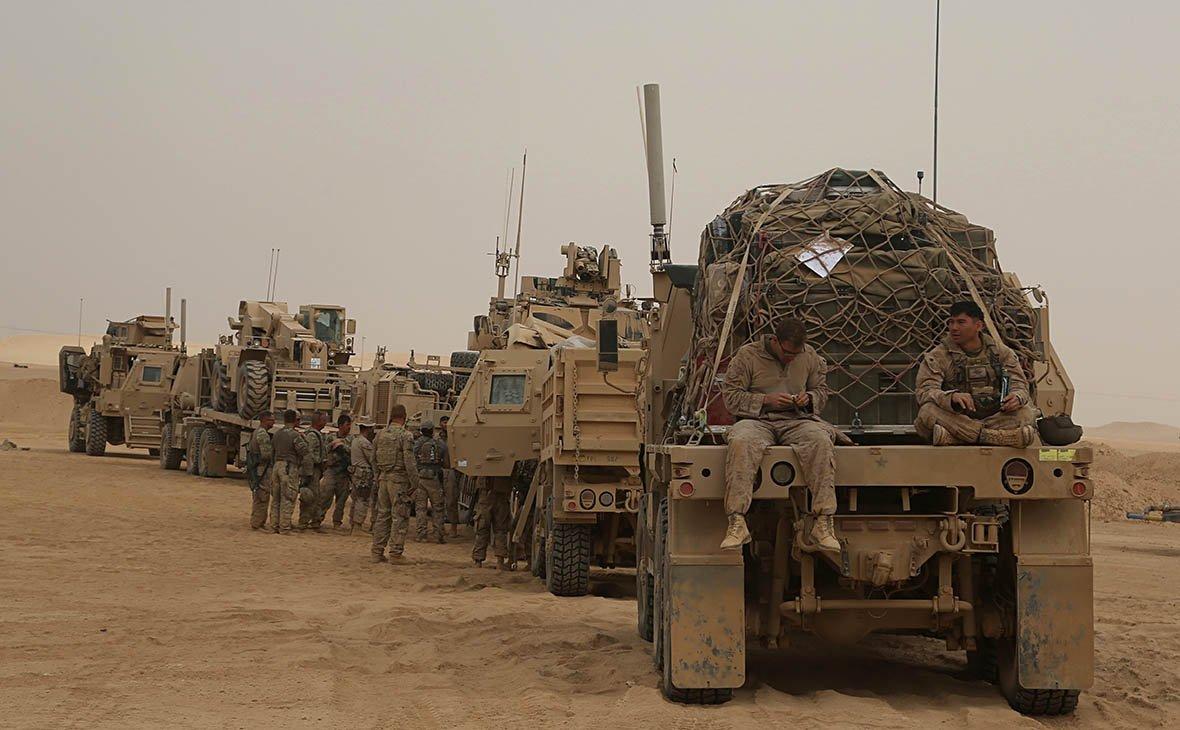 Reuters сообщил о занижении США численности войск в Сирии в четыре раза