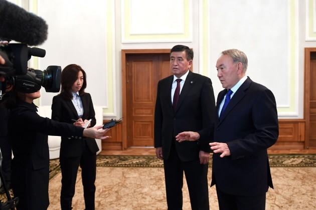 Вопросы наказахстанско-кыргызской границе будут решены