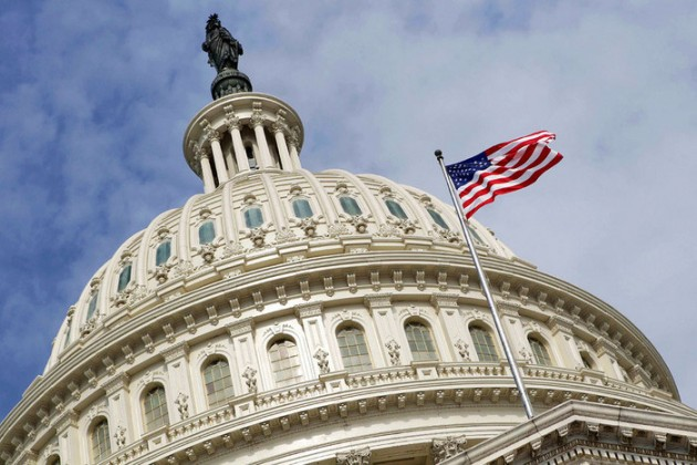 Конгресс США непримет бюджет доконца года