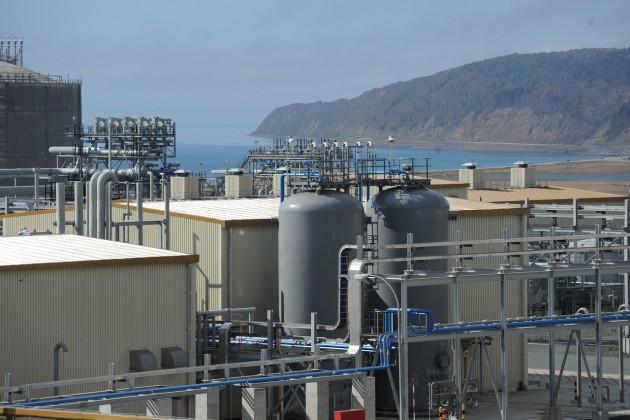 Китай станет вторым крупнейшим импортером сжиженного природного газа