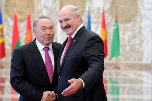 Нурсултан Назарбаев посетит Беларусь