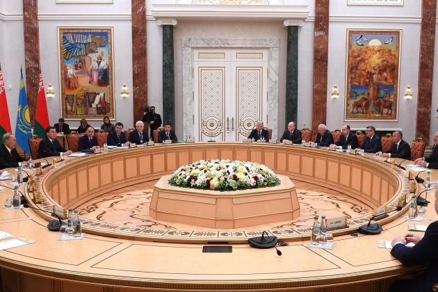 Астана иМинск обсудили создание транснациональных корпораций