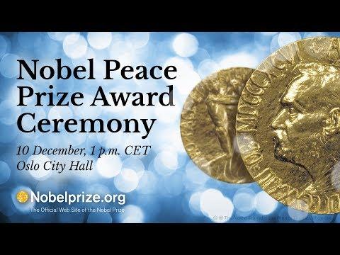 Борцам с ядерным оружием вручили Нобелевскую премию мира в Осло