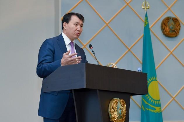 Алик Шпекбаев возглавил Антикоррупционное ведомство