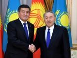 Казахстан иКыргызстан увеличат товарооборот до  млрд
