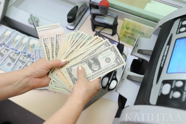 Доллар перешагнул отметку в335тенге