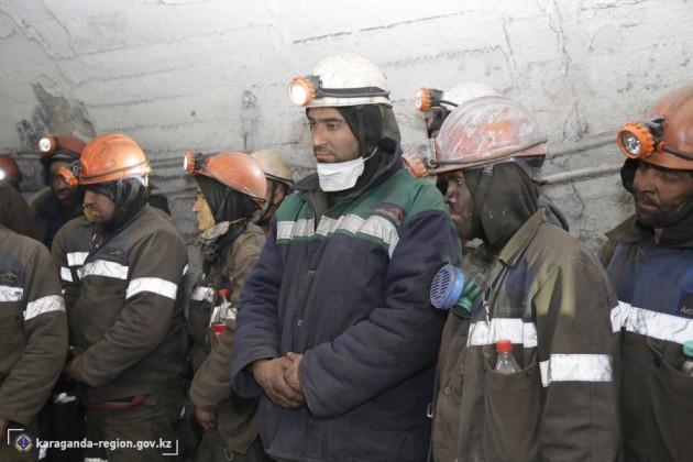Руководство АрселорМиттал Темиртау подало всуд набастующих шахтеров