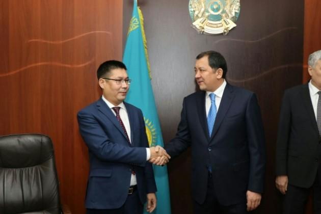 Назначен руководитель управления образования Атырауской области