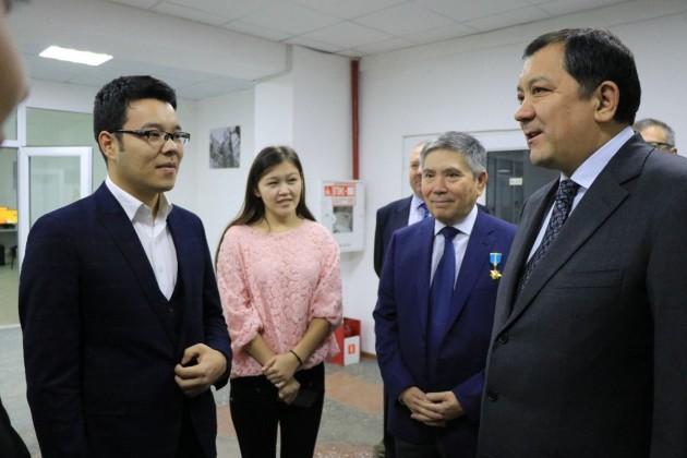 ВАтырау построят студенческий кампус