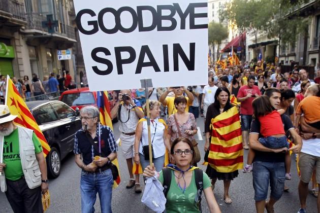 Экзитпол показал победу сторонников независимости навыборах вКаталонии