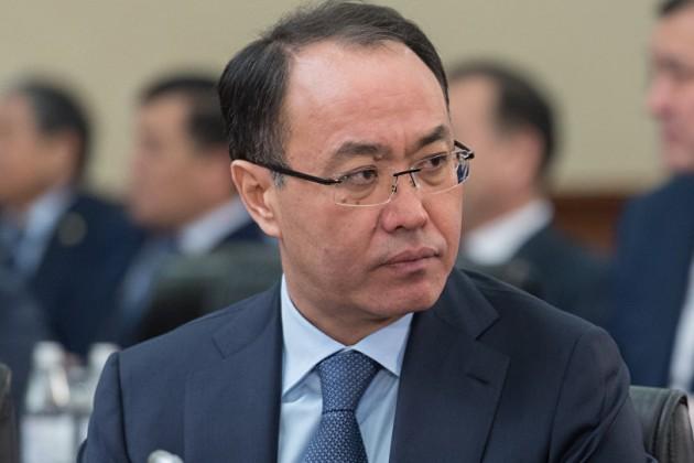 Кайрат Кожамжаров: За17лет осуждены 17министров иихзаместителей