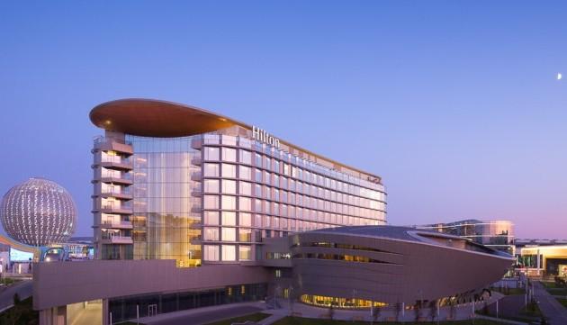 Hilton построит вКазахстане еще два отеля