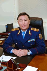 ДВД Астаны возглавил Марат Кожаев